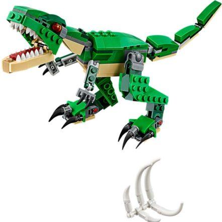 sconto di vendita caldo scegli l'ultima taglia 7 Dinosauro - Lego® Creator - 31058 - Brickone - Giocattoli di Qualità