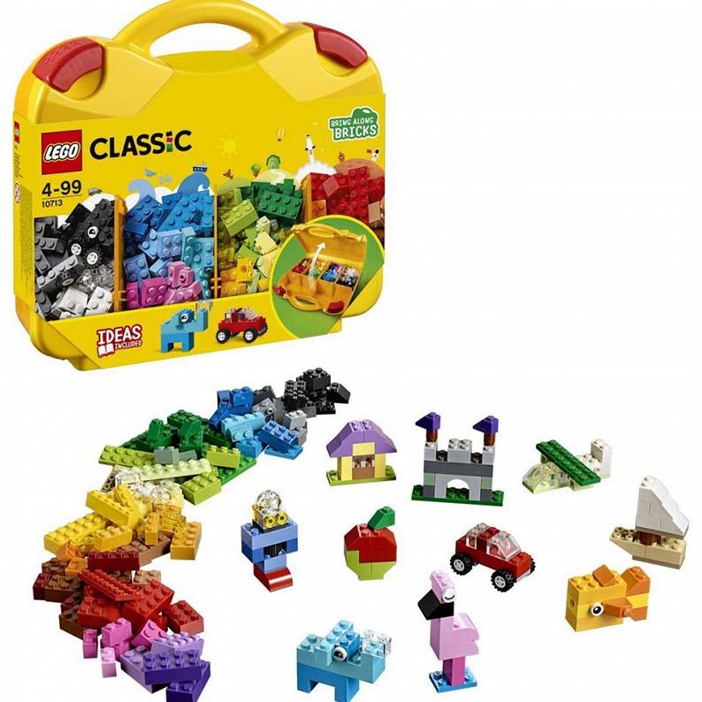 Estuche creativo - Lego® Classic - 10713 - Brickone - Juguetes de ...