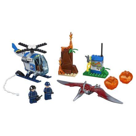 Pteranodon Escape - Lego® Juniors Jurassic World - 10756 - Brickone ...