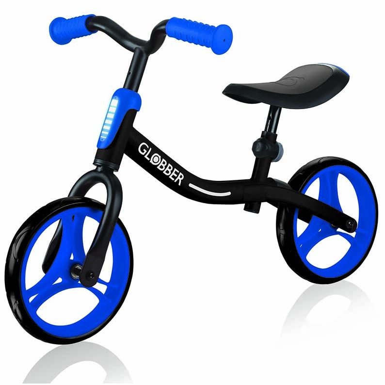 Bicicletta Senza Pedali Go Bike Neroblu Globber Brickone