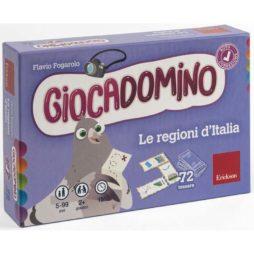 6618bd5096 Giocadomino Le REGIONI d'ITALIA – Erickson