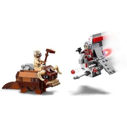 LEGO 75265 STAR WARS T-16 SKYHOPPER VS.BANTHA MICROFIGHTER DAL 12 GEN 2020