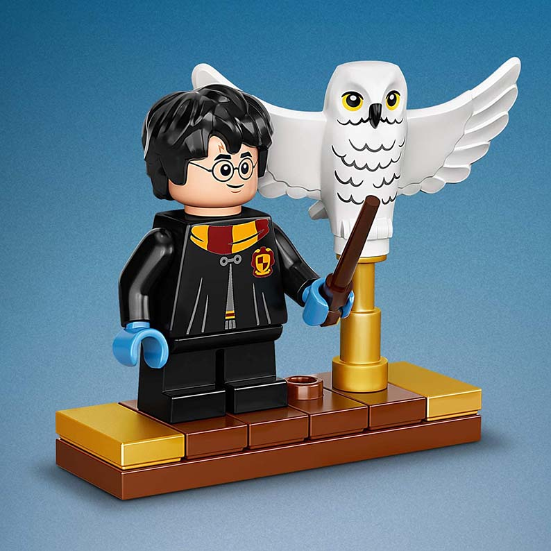 Edvige Lego Harry Potter 75979 Brickone Giocattoli Di Qualita