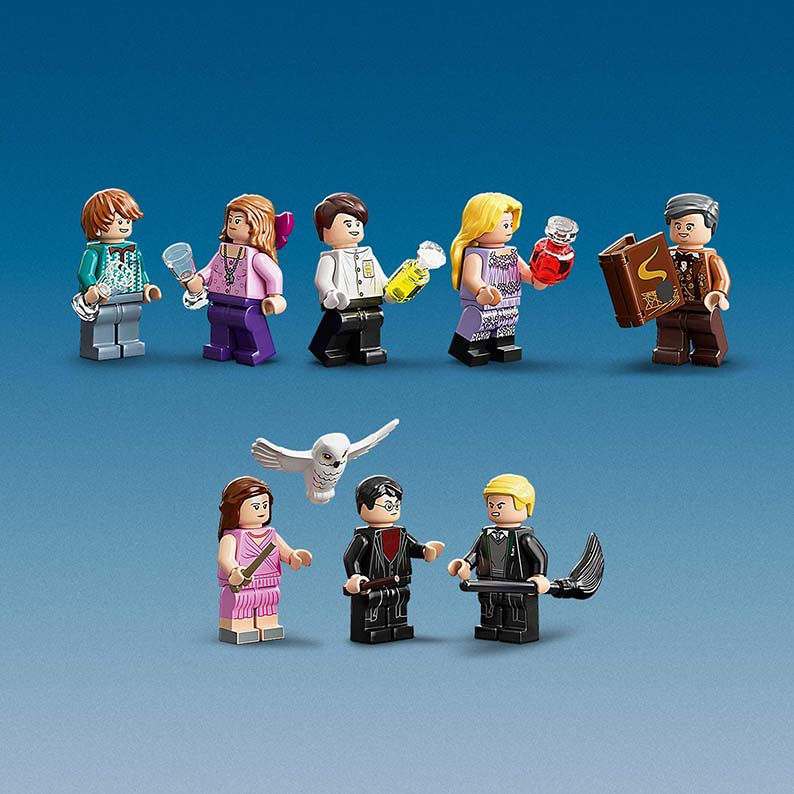 Torre Di Astronomia Di Hogwarts Lego Harry Potter 75969 Brickone Giocattoli Di Qualita